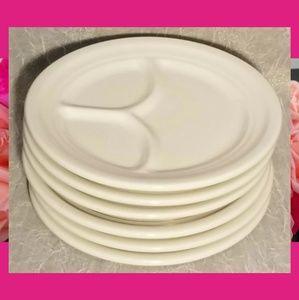 Homer Laughlin Best Restaurant Ware Grill Plates 6